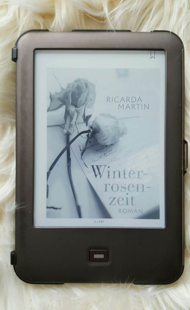 Winterrosenzeit - Ricarda Martin - Rezension